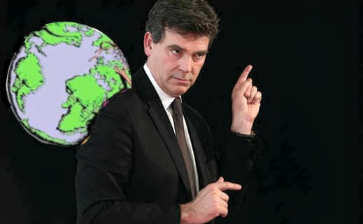 Le guide du routard - édition Montebourg